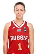 Headshot of Viktoriia Zavialova
