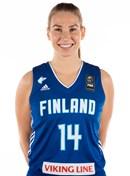 Headshot of Annika Holopainen