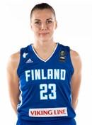 Headshot of Saara Wahlgren