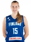 Headshot of Maria Aijanen
