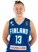 Headshot of Roosa Lehtoranta