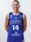 Headshot of Janeli Lilleallik