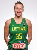 Headshot of Mante Kvederaviciute