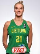 Headshot of Laura Svaryte