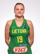 Headshot of Laura Juskaite