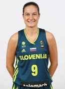 Headshot of Nika Baric