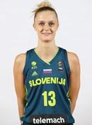 Headshot of Larisa Ocvirk