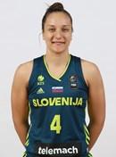 Headshot of Zala Friskovec