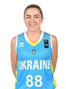 Headshot of Arina Bilotserkivska