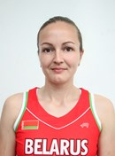 Headshot of Yuliya Rytsikava