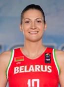 Headshot of Anastasiya Verameyenka