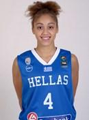 Headshot of Elena Tsineke