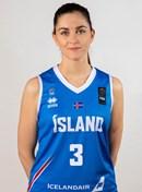 Headshot of Unnur Tara Jónsdóttir