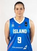 Headshot of Sigrun Amundadottir