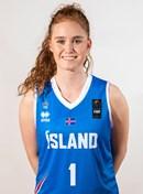 Headshot of Bríet Sif Hinriksdóttir