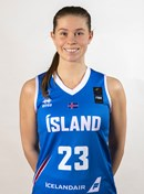 Headshot of Sollilja Bjarnadottir