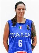 Headshot of Marcella Filippi