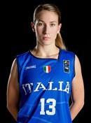 Headshot of Valeria De Pretto