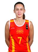 Headshot of Ana Tanturovska
