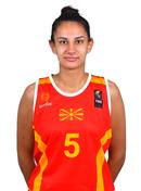 Headshot of Aleksandra Stojanovska