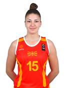 Headshot of Ivana Kmetovska