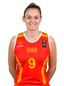 Headshot of Sofija Lazareska