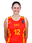 Headshot of Jovana Petrushevska