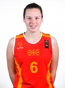 Headshot of Ivona Kozhobashiovska