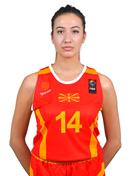 Headshot of Kristina Janevska