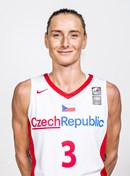 Headshot of Katerina Bartonova