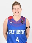 Headshot of Georgia Jones