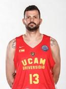 Headshot of Vitor Faverani