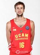 Headshot of Marcos Delia
