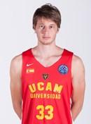 Headshot of Marko Lukovic