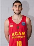 Headshot of Emilio Martinez