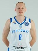 Headshot of Mindaugas Girdziunas