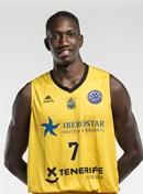 Headshot of Mamadou Niang