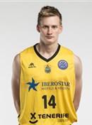 Headshot of Mads Bonde Stürup