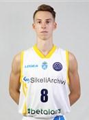 Headshot of Arnoldas Kulboka