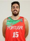 Headshot of Pedro Bastos