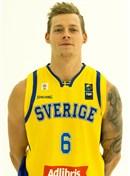 Headshot of Viktor Gaddefors