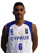 Headshot of Stefanos Iliadis