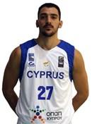Headshot of Panagiotis Markou