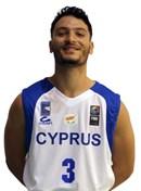 Headshot of Aristidis Christou