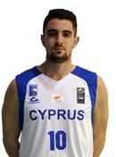Headshot of Ioannis Giannaras