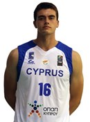 Headshot of Pavlos Stavrinides