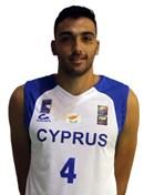 Headshot of Ioannis Pasiali