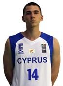 Headshot of Georgios Tretiakov