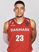 Headshot of Gabriel Lundberg