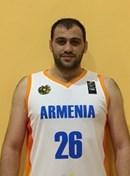Headshot of Arman Hakobyan